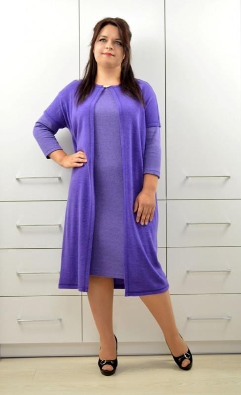 Комплект Dimoda Платье+Кардиган (Л415-3+Л484-2)  50   размер