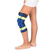 Ортез детский на коленный сустав с металлическими шарнирами Т-8532