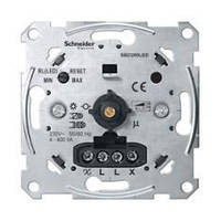 Механизм LED диммера поворотно-нажимного универсального 4-400Вт/ВА Merten