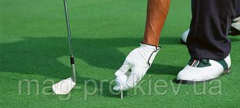 Искусственная трава для хоккея на траве и гольфа Green E -12мм. (мультиспорт незасыпная), фото 3