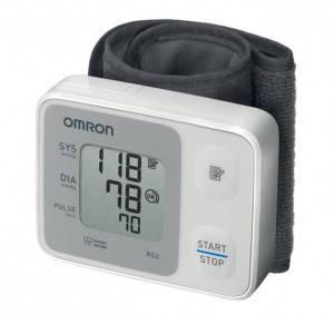 Автоматичний тонометр на зап'ястя OMRON RS2, фото 2