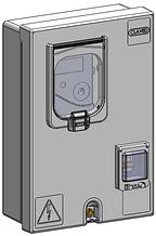 Шафа для однофазних лічильників плоска VERTIBOX S