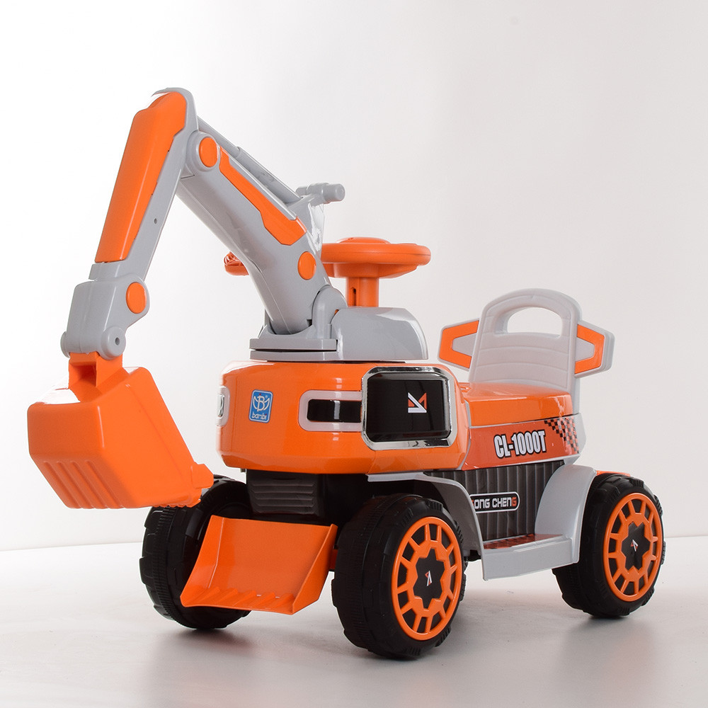 Дитячий електромобіль-Трактор M 4068R