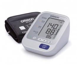 Автоматический тонометр OMRON M3 Expert с универсальной манжетой и адаптером сети