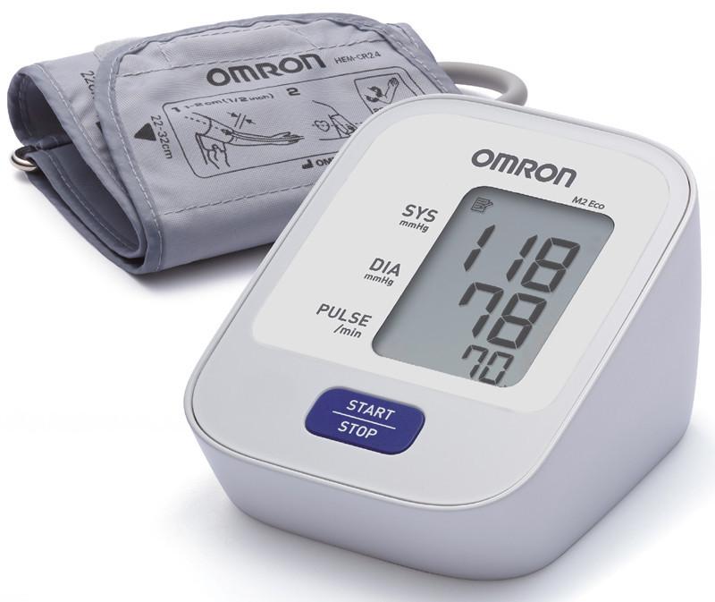 Автоматический тонометр OMRON M2 Eco