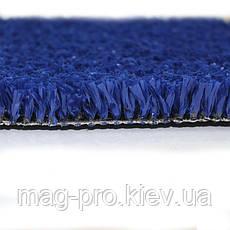 Искусственная трава для хоккея и тенниса Yell 15-15мм. (цветная), фото 3
