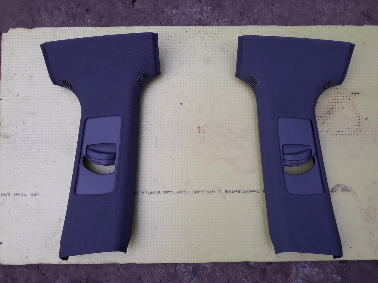 Накладка средней центральной стойки правая левая ауди а6 с5 audi a6 c5