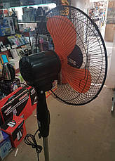 Вентилятор напольный Domotec MS-1619 40, фото 3