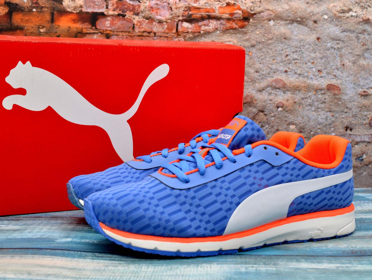 ✅ Жіночі кросівки Puma Narita Пума Наріта Оригінал сині 38 - 24.5 см