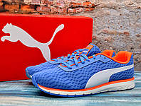 ✅ Жіночі кросівки Puma Narita Пума Наріта Оригінал сині 38 - 24.5 см, фото 1