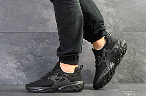 Чоловічі кросівки Nike Presto React (чорні)