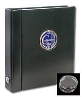 Альбом для монет в капсулах - Premium