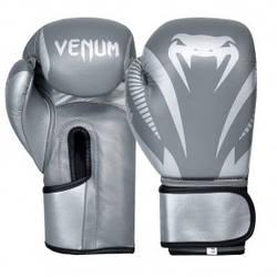 Перчатки боксерские кожаные на липучке VNM GIANT