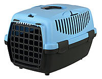 Переноска TRIXIE Capri 2 для животных до 8кг, 55x37x34 синяя