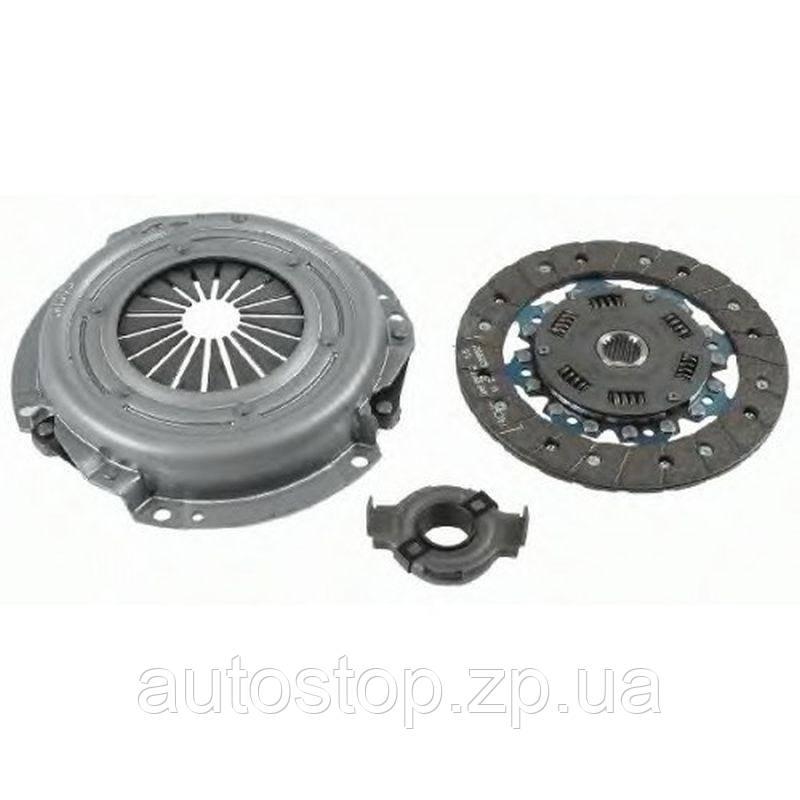 Комплект сцепления  Форд Фокус/ Фокус Clipper (пр-во SACHS 3000990023)