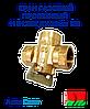 Кран газовый пробковый 11б12бк Ду 25мм ВВ