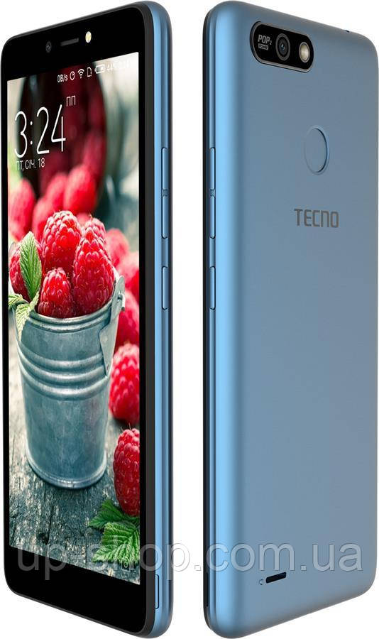 Смартфон TECNO POP 2 Power (B1P) 1/16GB DUALSIM City Blue (4895180747427)