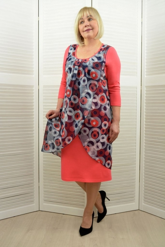 Платье Dimoda (Л262-8)  50   размер