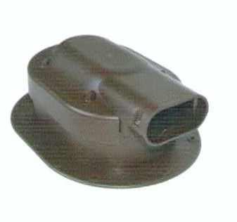 Проходной элемент солнечных батарей Kronoplast PSPI для битумной черепиці, плоской, фальцевой кровли
