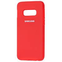 Чехол Original Full Cover Samsung G970 Galaxy S10e Красный