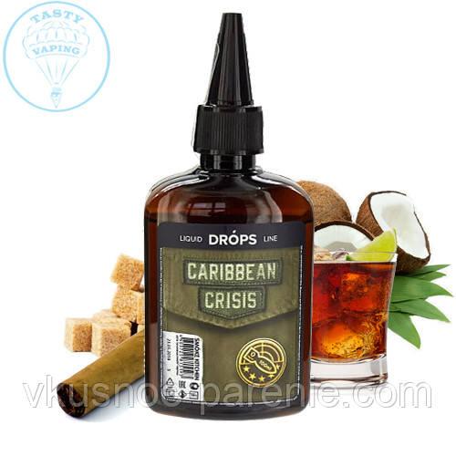 "Жидкость Smoke Kitchen DROPS ""Caribbean Crisis"" (Карибский кризис) 100 мл 0 мг"