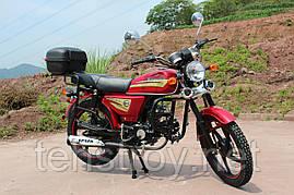 Мотоцикл SPARK SP110C-2С (красный,серый,бордо) + ДОСТАВКА бесплатно
