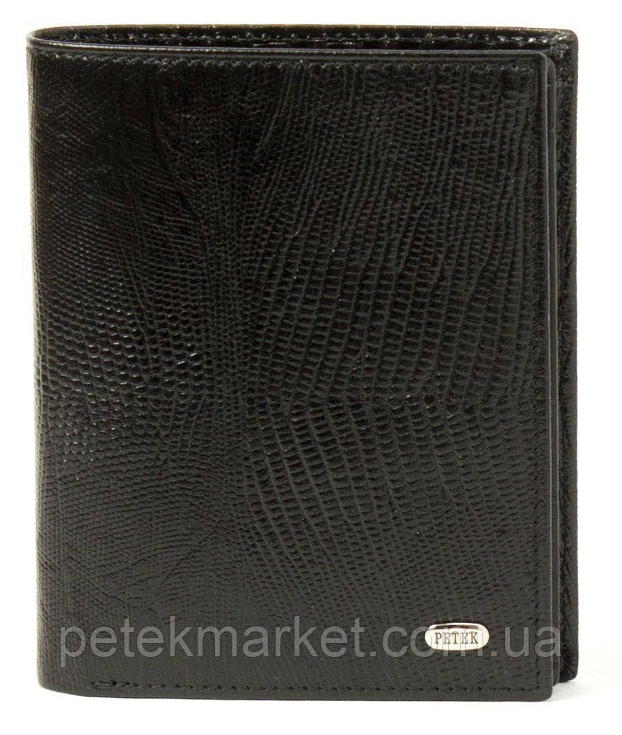 Кожаное мужское портмоне Petek 328-041-01