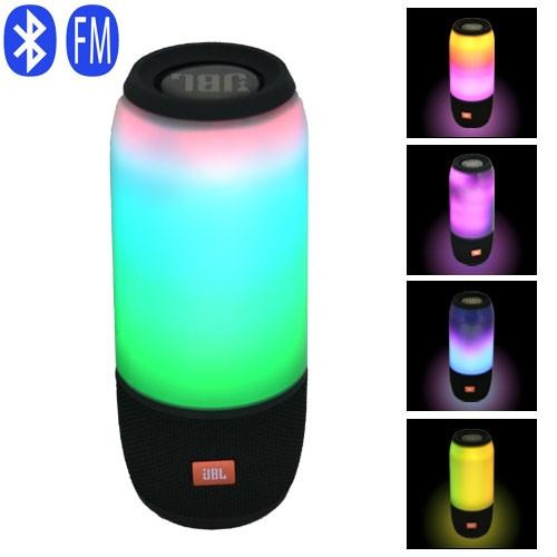 Bluetooth-колонка JBL PULSE 3 c подсветкой, PowerBank, радио, speakerphone  (оптом)