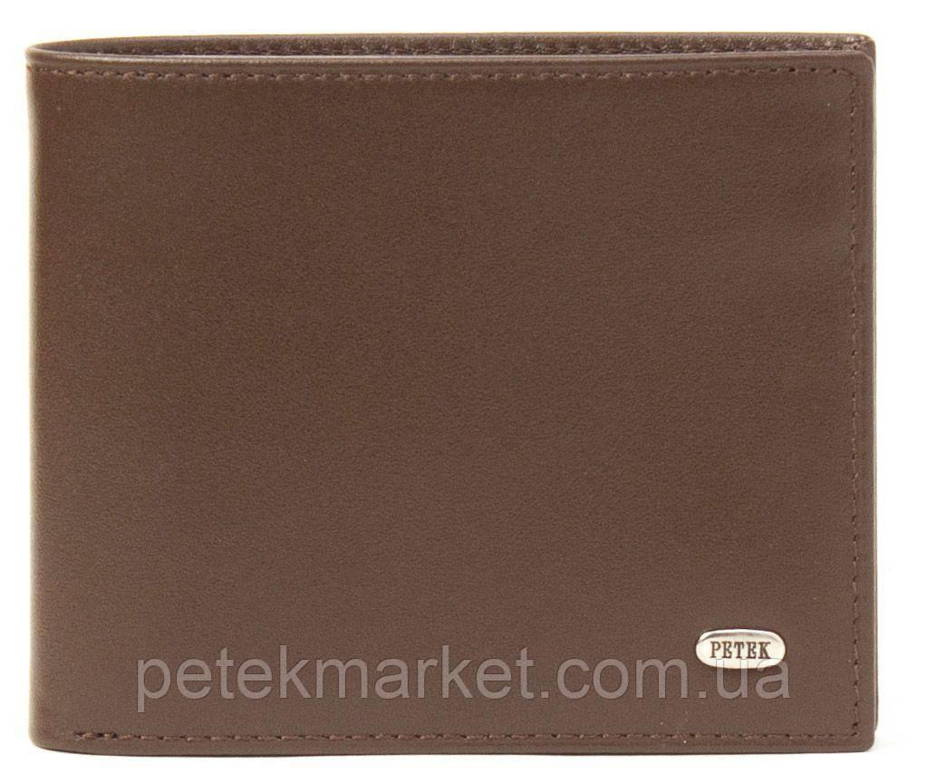 Кожаный мужской кошелек Petek 299-000-222