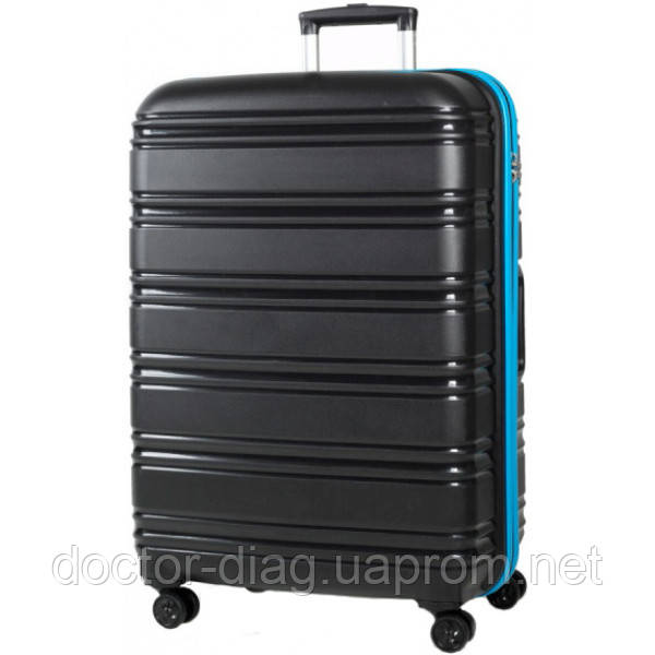 Rock Luggage Чемодан Rock Impact II (L) Black/Blue