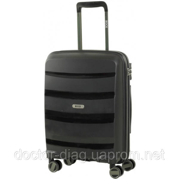 Rock Luggage Чемодан Rock Torrance (S) Black