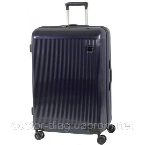 Rock Luggage Чемодан Rock Windsor (M) Navy