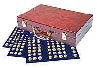 Кофр для монет в капсулах SAFE Premium