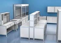 Порошковая покраска медицинского и лабораторного оборудования