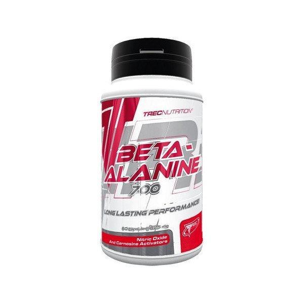 Предтренировочний комплекс Trec Nutrition Beta-Alanine 700 60 сарѕ