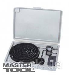MasterTool  Набор фрез для дерева 19-127 мм 16 шт, Арт.: 12-2572