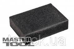 MasterTool  Губка для шлифования Р 80 100*70*25 мм, Арт.: 08-0308