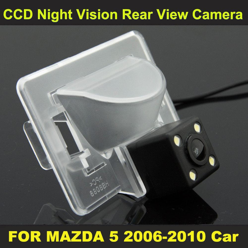 Камера заднего вида универсальная Mazda 5 2006 2007 2008 2009 2010 цветная матрица CCD