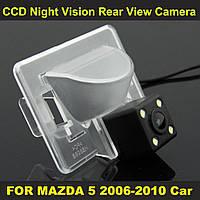Камера заднего вида универсальная Mazda 5 2006 2007 2008 2009 2010 цветная матрица CCD, фото 1