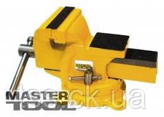 MasterTool  Тиски слесарные поворотные 125 мм, Арт.: 07-0212