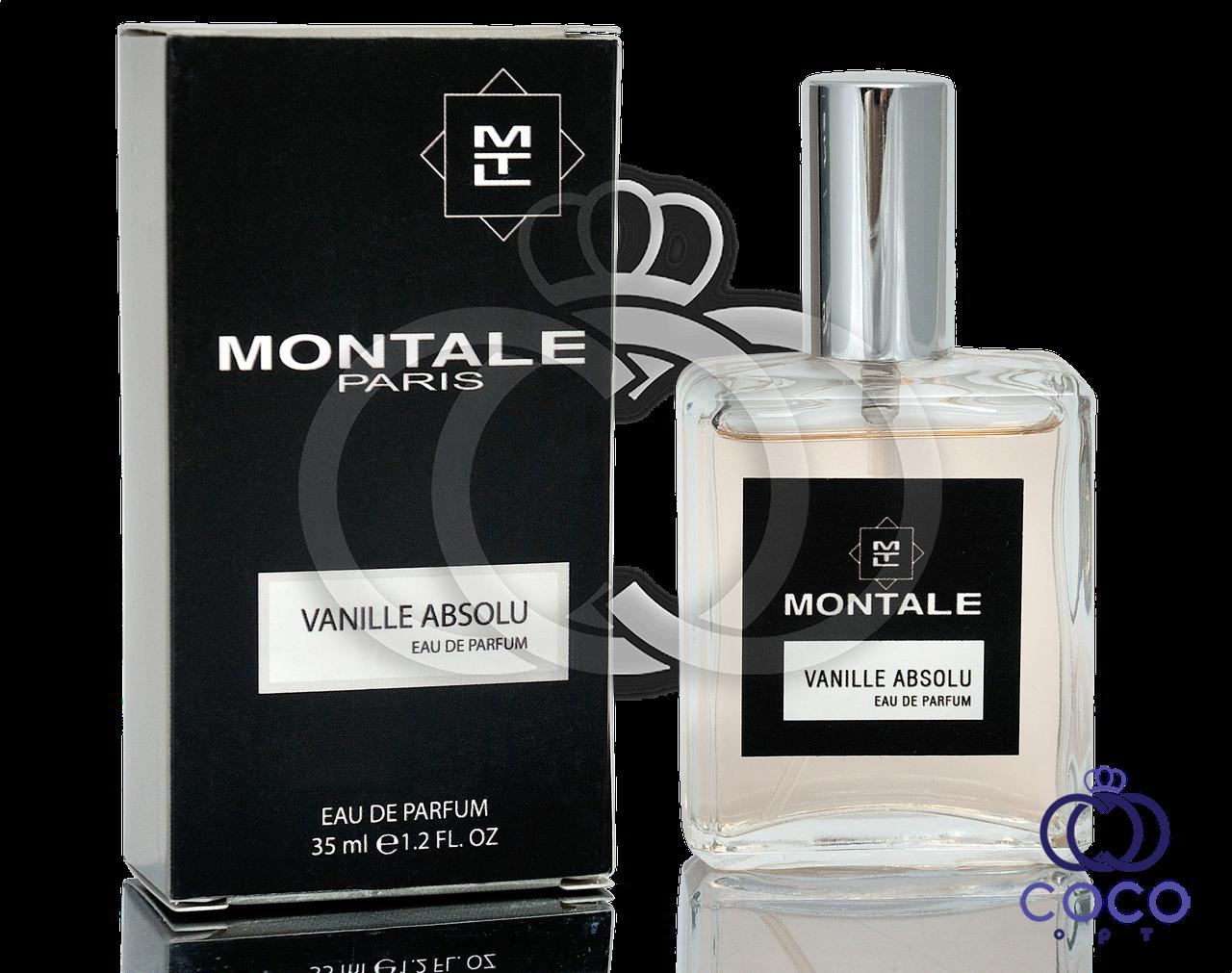 Парфюмированная вода Montale Vanille Absolu 35 Ml