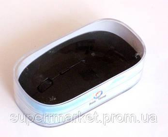 Мышь беспроводная  в стиле Apple , black, фото 2