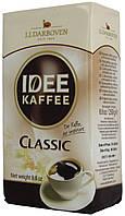 Кофе молотый Darboven Ideе Kaffeе Classic 250г.