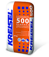 KREISEL штукатурка известково-цементная машинная гладкая №500, 30 кг