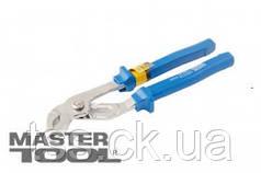 MasterTool  Щипцы трубные 200 мм American Type, C45, HRC 44~48, Арт.: 22-4200