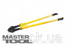 MasterTool  Ножницы для прутов L=750 мм D=10мм, T8, HRC53~60, Арт.: 01-0130