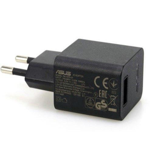 Купить Сетевое зарядное устройство адаптер ASUS 1 USB Port 1.35A (0.9A)