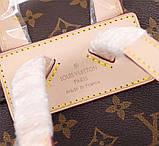 Рюкзак Луи Витон Sperone Monogram, кожаная реплика, фото 6
