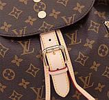 Рюкзак Луи Витон Sperone Monogram, кожаная реплика, фото 8