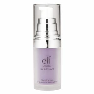 Минеральный лавандовый праймер против мелких морщин e.l.f. Mineral Infused Face Primer, Brightening Lavender